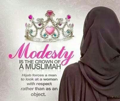Modesty As Someone Who Wears A Hijab Regularly I Agree With That Wholeheartedly