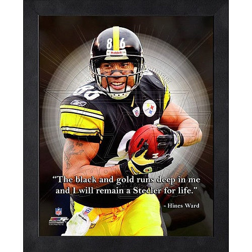 Pittsburgh Quotes: 25 Best Images About Hines Ward #14 Steeler On Pinterest