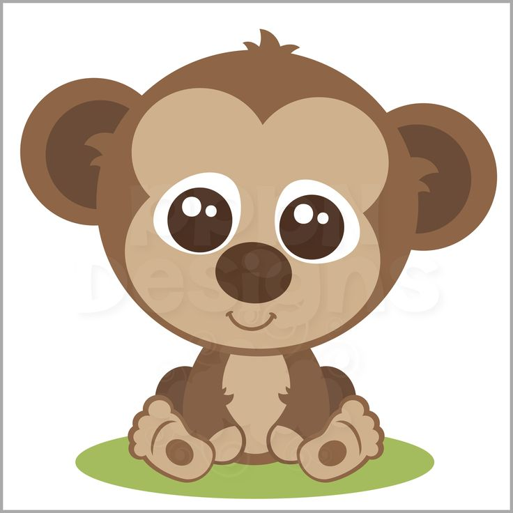 PPbN Designs - Baby Monkey (Free for Basic and Deluxe Members), $0.00 (http://www.ppbndesigns.com/products/baby-monkey-free-for-basic-and-deluxe-members-1.html)
