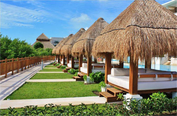 Paradisus La Perla Hotel in Playa Del Carmen, Mexico