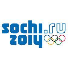 Tänä vuonna talviolympialaiset järjestetään Sotshissa. Kuvassa tämän vuotisten  talviolympialaisten logo.