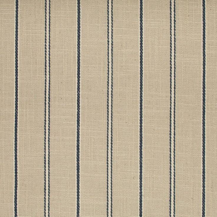 Tritex Fabrics Beachcomber Collection - Baxter - Sea Available to the trade through www.tritexfabrics.com