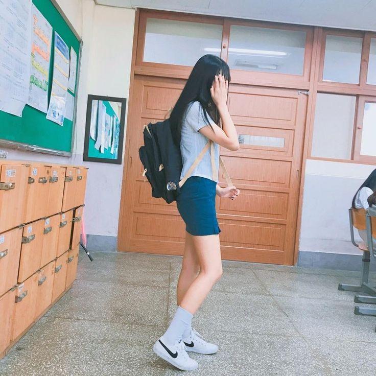 이미지 크게보기 > 앱짱닷컴 | 여자 교복, 패션, 교복 패션
