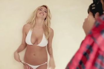 Kate Upton has melted YouTube, transformed her Twitter feed into a product-placement bonanza, sparked a series of censorship controversies, acted in a coupl