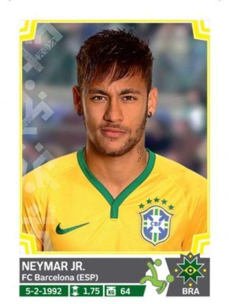 Neymar Jr. - Brasil Copa America 2015