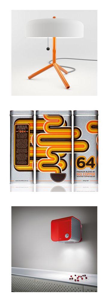 Det flirtas flitigt med 70-talet bland formgivare av alla de slag. Orange i olika toner som var en av de stora färgerna då blir också allt mer populär och syns mer som både accent och som heltäckande färgval.