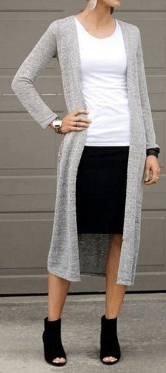 25 Stunning Women Professional Look with Effortless Outfits