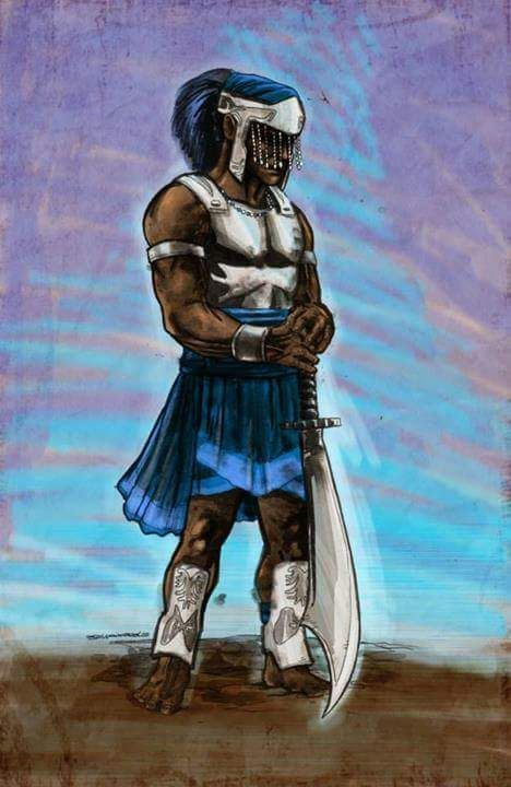 """filha-de-aguadoce: """"Ogum meu pai, cavaleiro de aruanda, vencedor de demandas, não me deixe cair, da sua espada faça com que todo o mal seja cortado, da sua armadura faça com que seja o meu escudo nas tentativas dos inimigos querer me ferir, eu clamo..."""