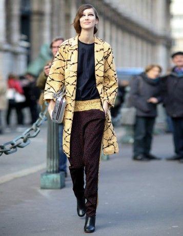 Fashion Week - ELLE | Streetwalker | Pinterest | Fashion weeks, Style ...