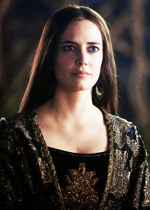 Eva Green As Morgan Pendragon In Camelot 2011 Escape