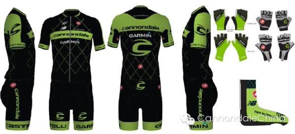 Cannondale Garmin Pro Cycling