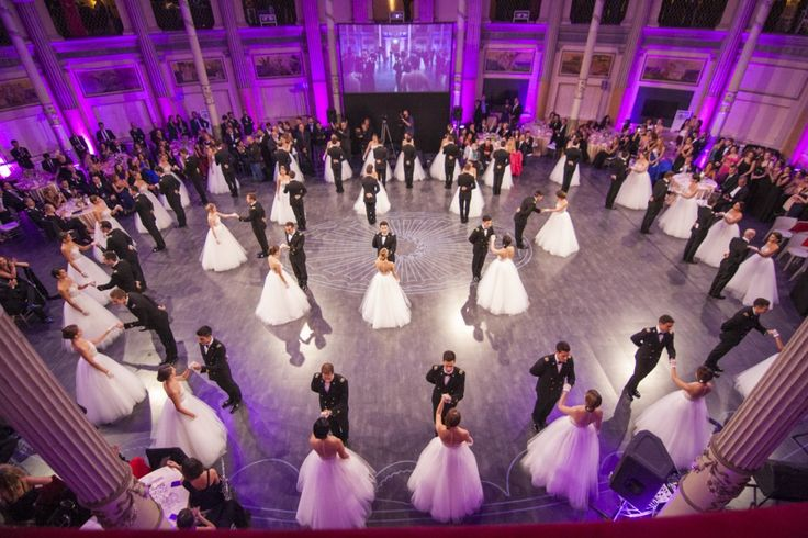Il ballo delle debuttanti 2015 all'Acquario Romano