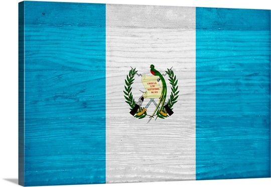 flag for guatemala