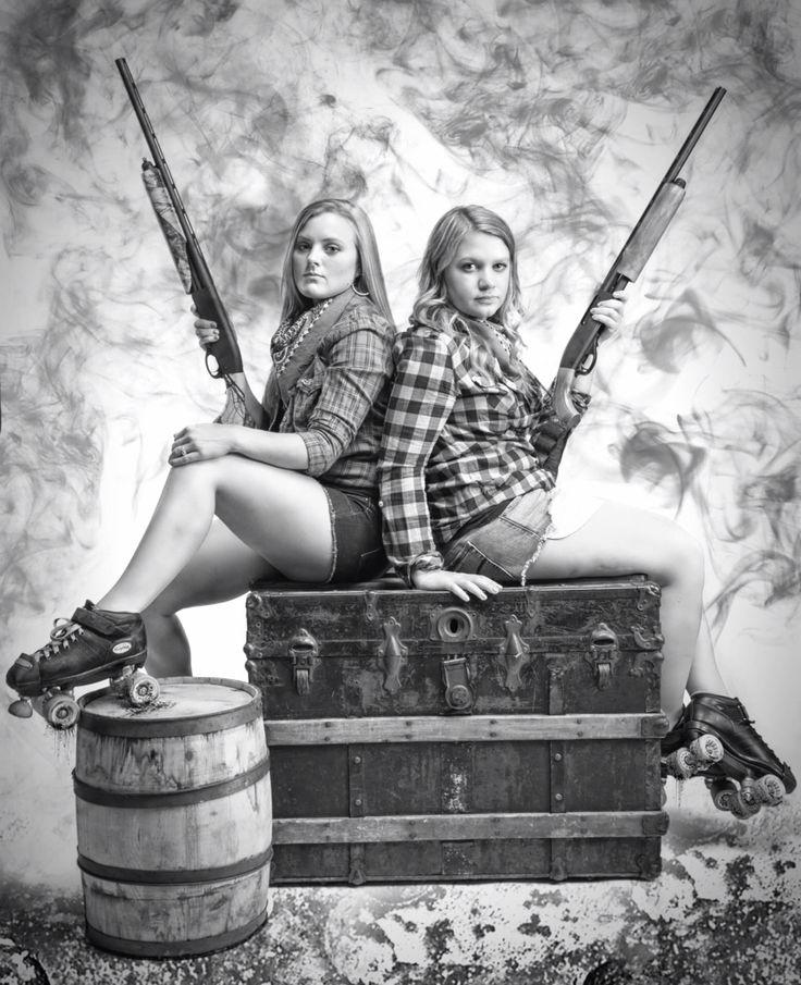Shotgun Dolls