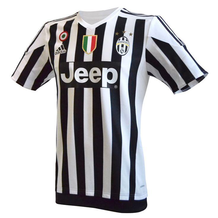 Juventus Maglia Home Ufficiale 2015-16