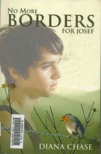 Chase  No more borders for Josef by Dian Chase