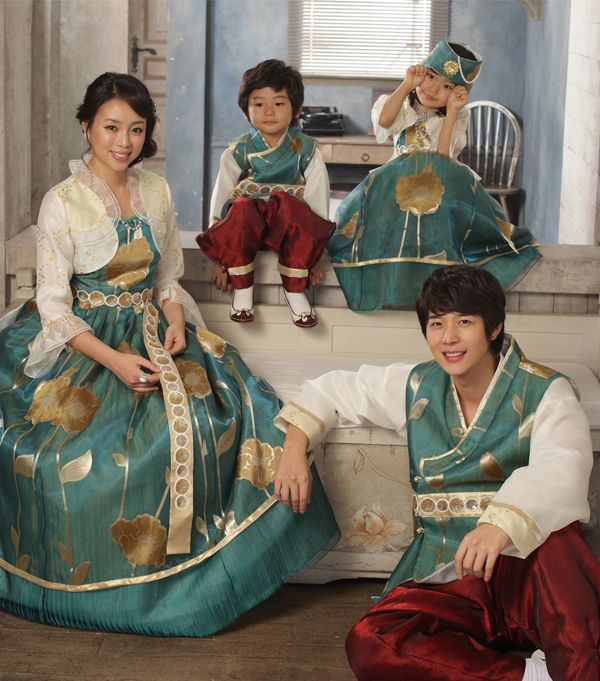 Hanbok. This is so cute I don't know what to do with myself :D