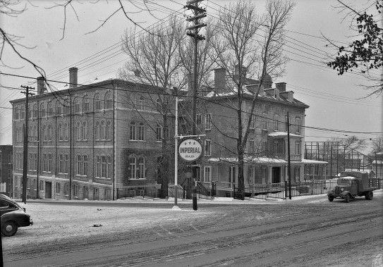 L'École normale de Québec en 1943   Valérie Gaudreau   D'hier à aujourd'hui