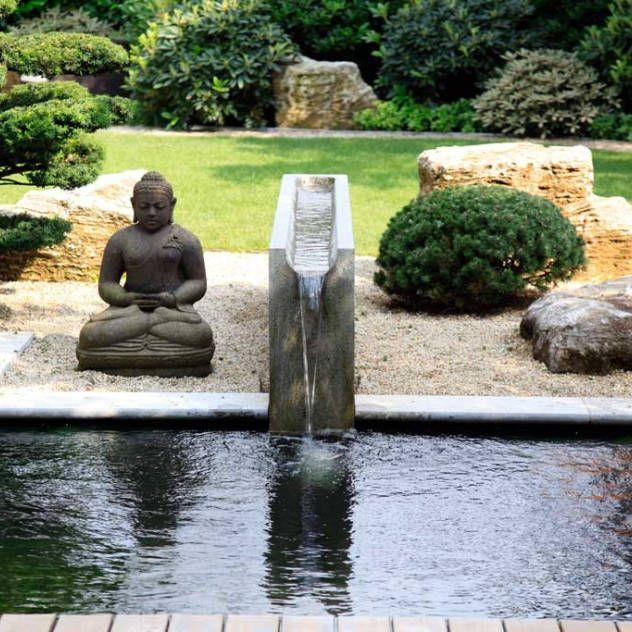 Popular Kompletter Garten in M nchen Asiatischer Garten von Kirchner Garten Teich GmbH