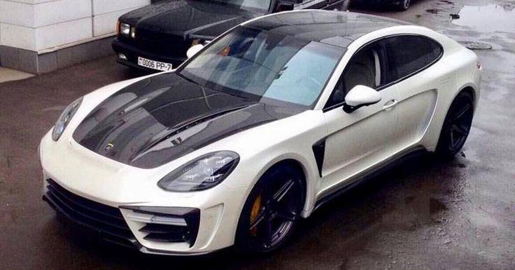TopCar Teases Stingray GTR Gen.2 Kit For New Panamera #Porsche #Porsche_Panamera