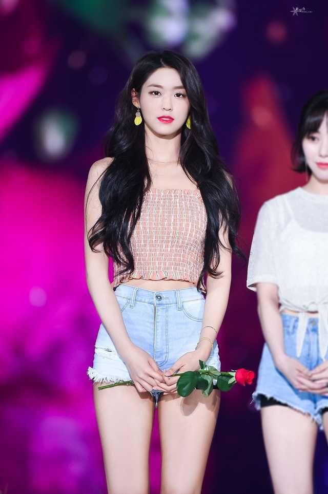 Seolhyun Height