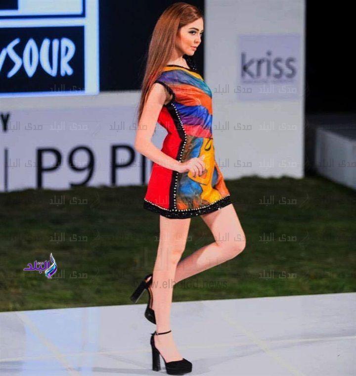 نيفين منصور أتعامل مع تصميم الأزياء على أنه لوحة فنية متحركة صور Mini Dress Fashion Dresses