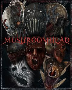 168 best images about mushroomhead on pinterest industrial metal church and interview. Black Bedroom Furniture Sets. Home Design Ideas