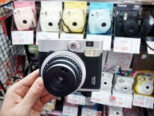 The new Fujifilm Instax Mini 90Neo Classic instant camera went on sale in Japan today- As someone who shoots a lot of Instax film I c...