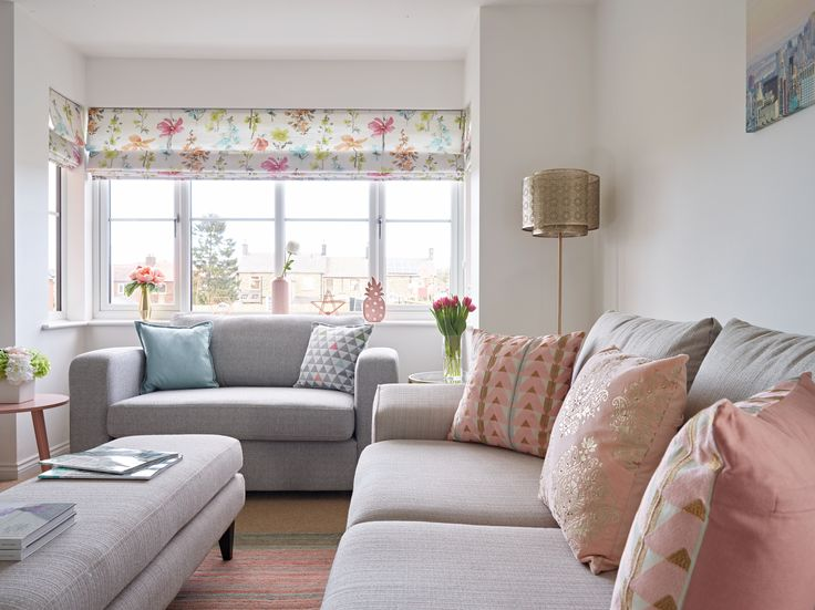 Starting with the ultimate blank canvas, New Build Inspire has taken elements of the ever popular Scandi look and given them her own modern twist   #mydfs