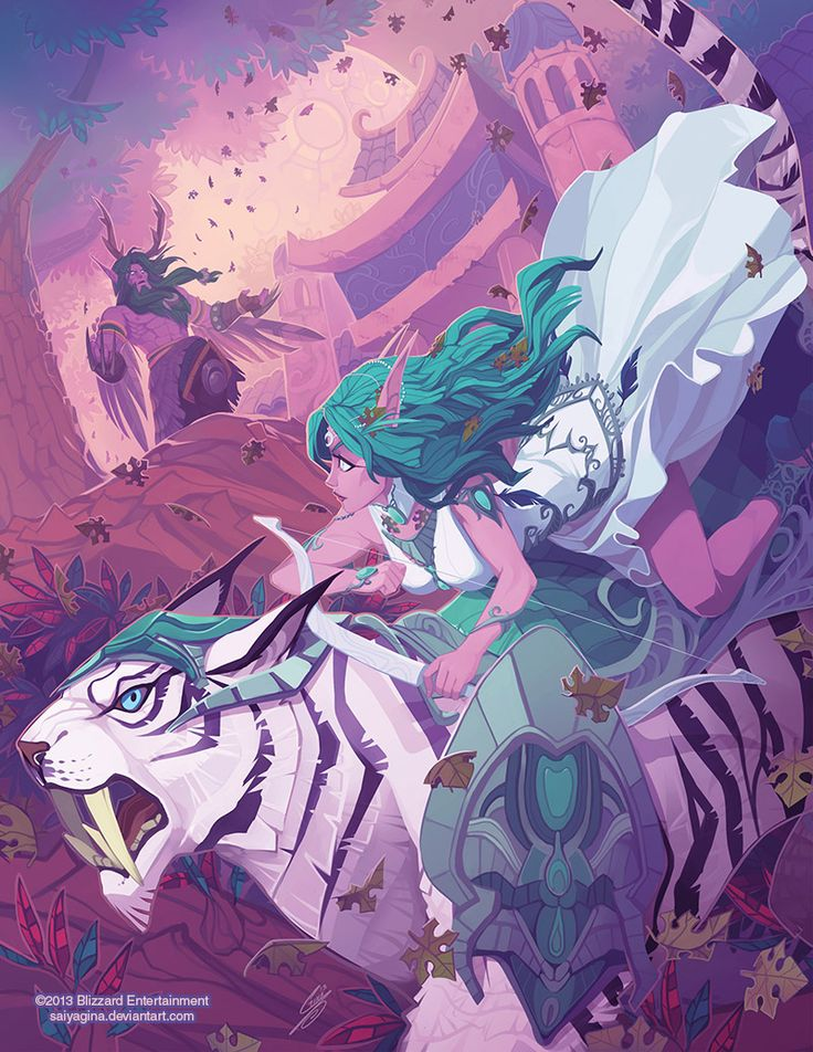Illustration de Gina Chacón http://www.helpmedias.com/wow.php