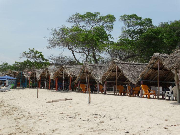 Playa Baru Cartagena Colombia
