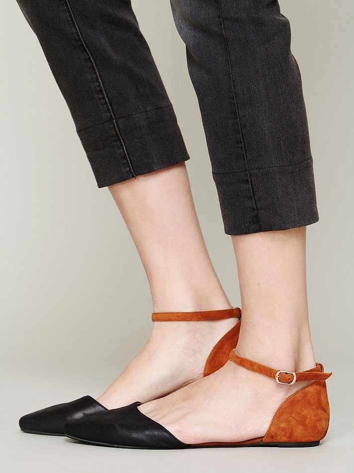 Free People Roulette Flat , £88.00