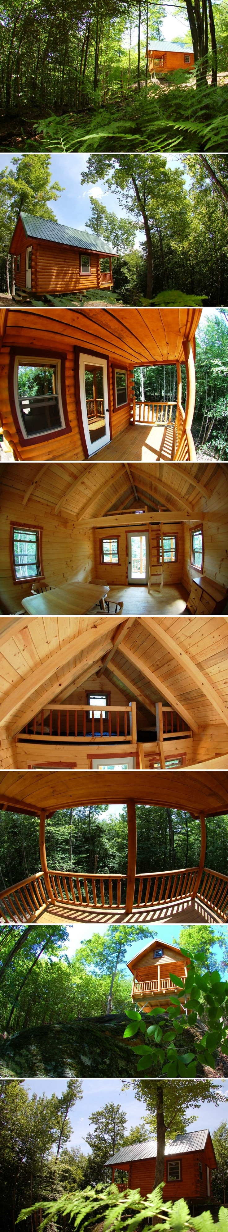 One Room Cabin Kits 45 Best Log Cabins Images On Pinterest Log Cabins Small Houses