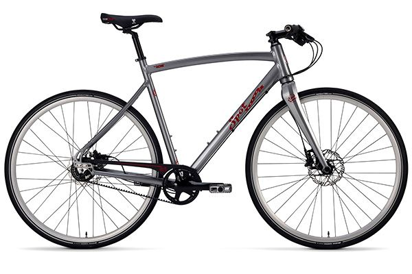 Spot Brand Bicycles » Product Page » ACME Internal 11 speed belt drive