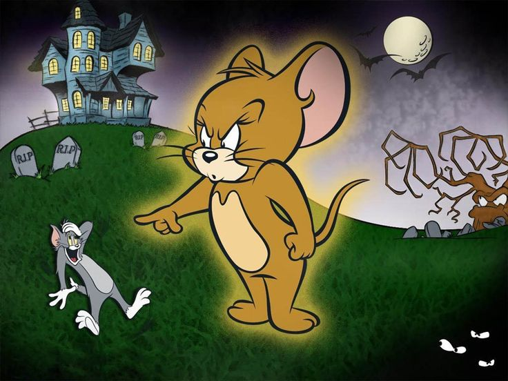 Tom and Jerry Halloween Full Episodes English New 2015 Gameplay HD