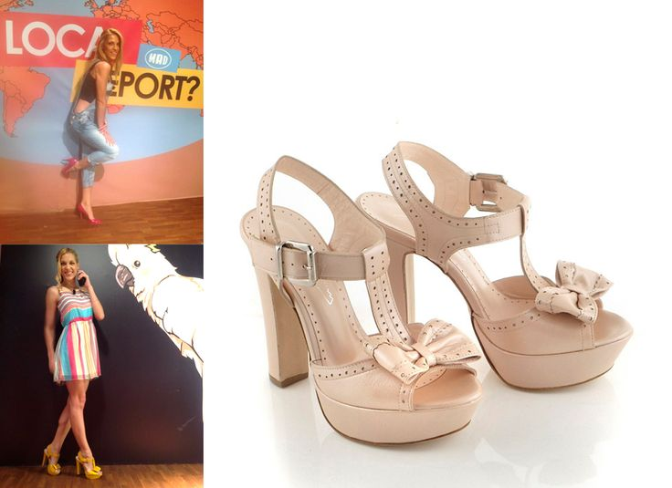 #Fashionchoice of many people in the showbiz! See our #Shoecollection!!  www.chaniotakis.gr