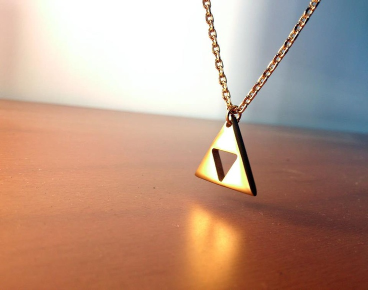 Triforce. Simple and elegant.