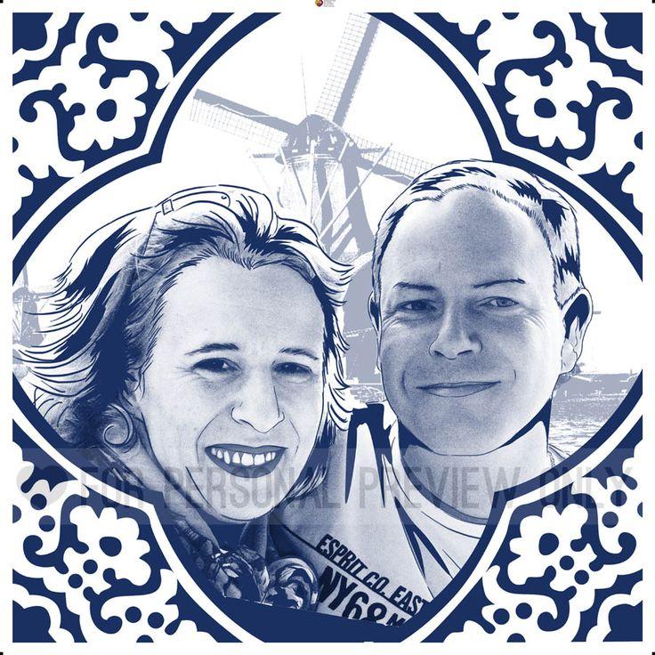 Je eigen pop-art, voor jezelf of voor een speciaal cadeau www.personal-art.nl