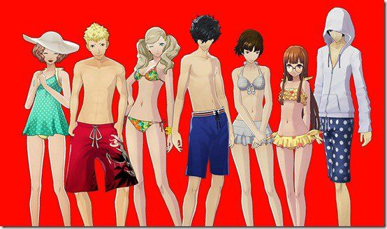 Persona 5 Reveals Its DLC Schedule And Pricing, Swimsuit Set Will Be Free