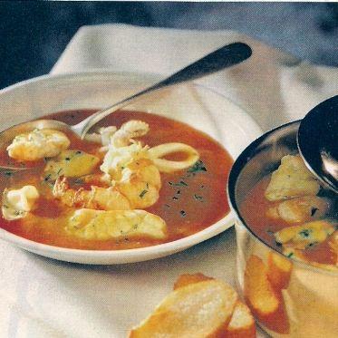 Kroatische Fischsuppe Rezept | Küchengötter