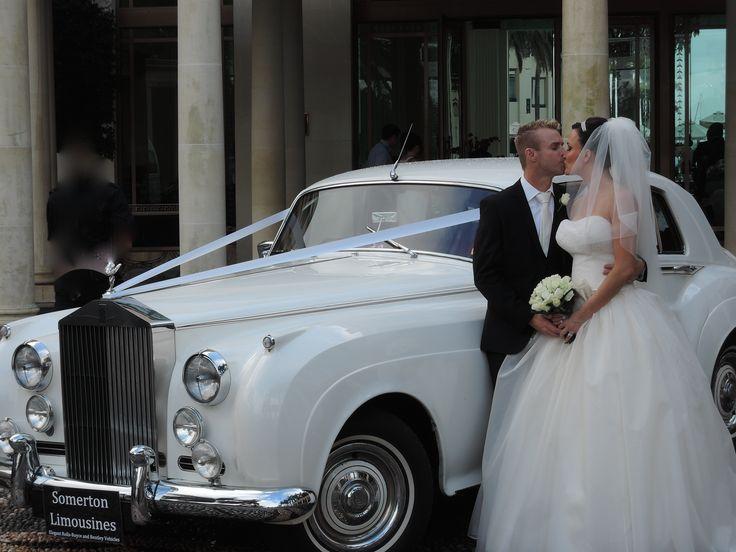 Wedding Car Hire Brisbane Rolls Royce