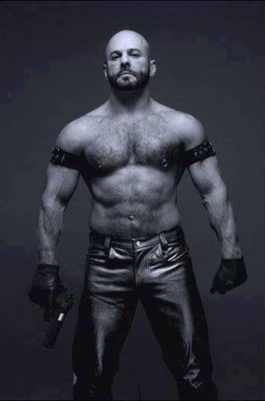 leather musclemen