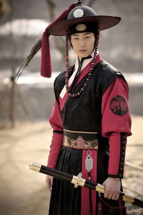 Korean Man