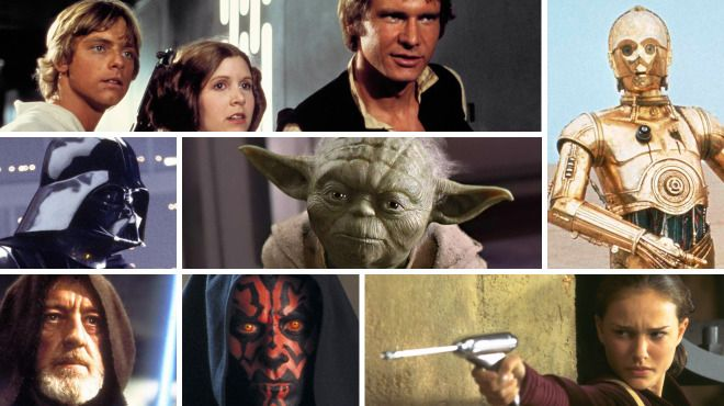 The 50 best Star Wars characters
