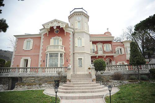 Friuli-Venezia Giulia, Villa Bottacin (Trieste)