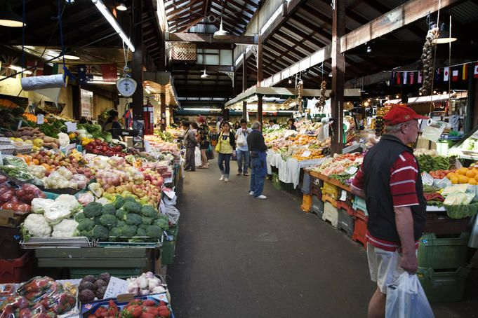 No visit to Fremantle is ever complete without experiencing the iconic Fremantle Markets! #celebratewa