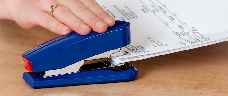 Novus Executive Staplers won't let you down.    When you reach for a Novus Stapler, you'll get a quick, clean, jam-free clinch every time. Their proven reliability is backed by an unprecedented 25 year warranty.