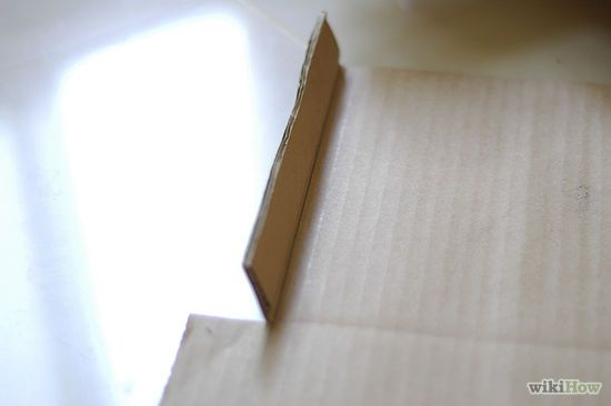 How to Fold Cardboard Cleanly