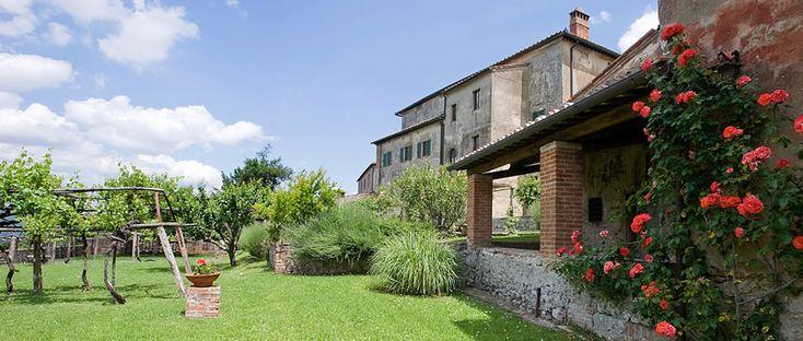 MONTESTIGLIANO - villas in Tuscany Siena - holidays villas Siena - special events in Villas Siena - holiday villa tuscany - holiday apartments tuscany