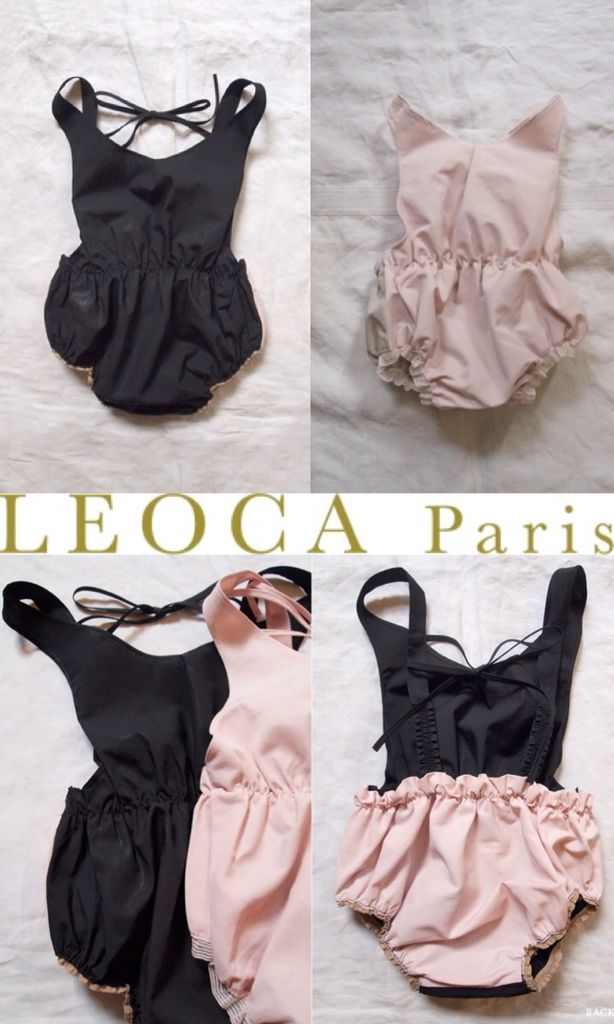 Cute little girls' swimsuits